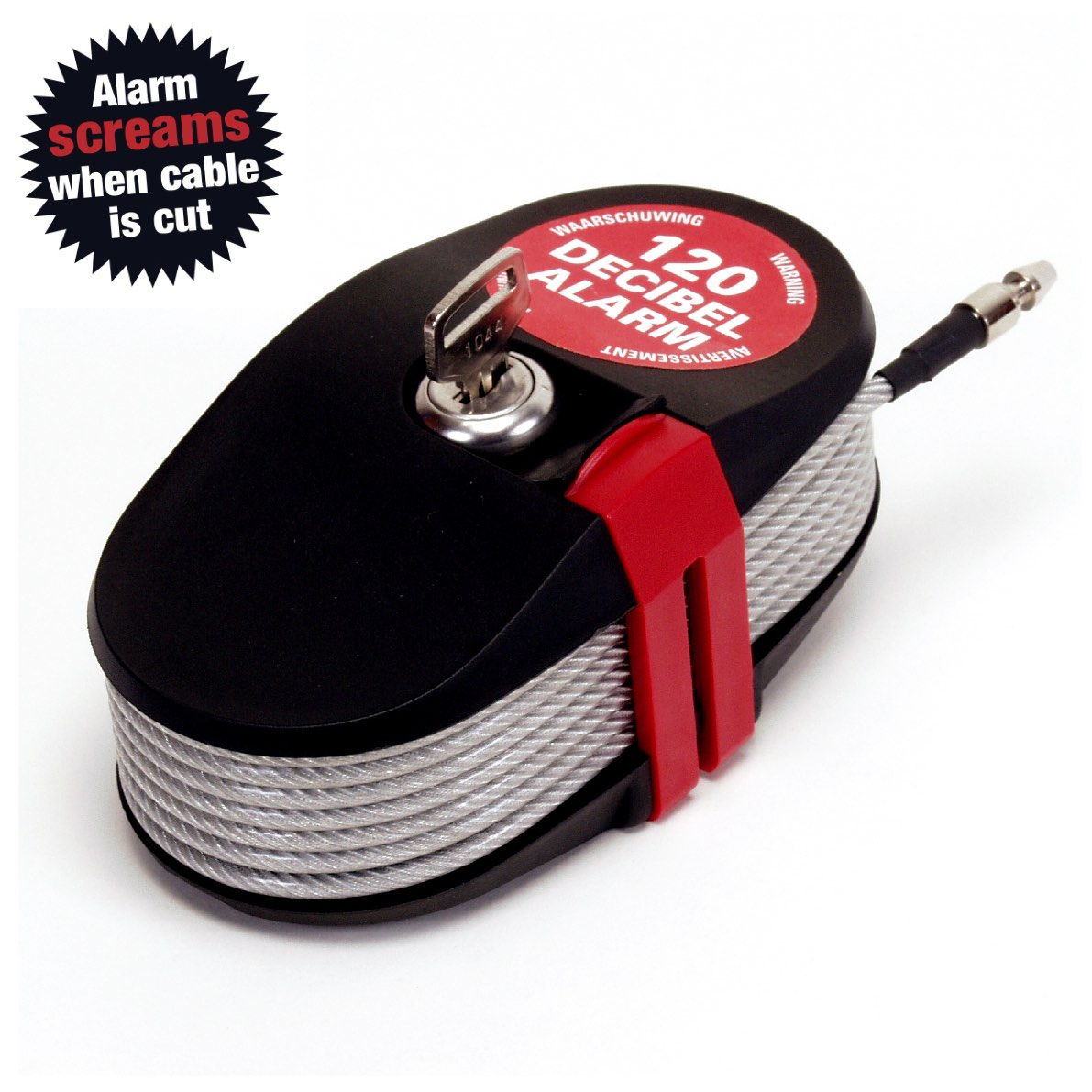 Cable Lock Alarm