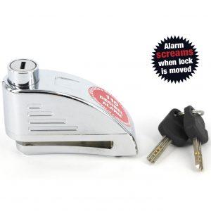 Lock Alarm Disk